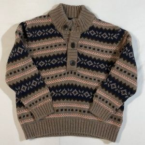 Toddler Janie and Jack Sweater